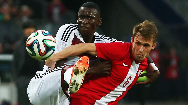 Länderspiel Polen