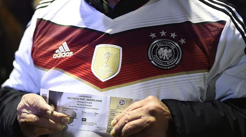 Länderspiel Hannover Tickets