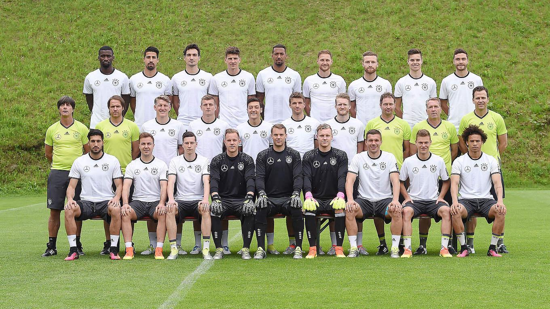 Dfb Mannschaftsfoto