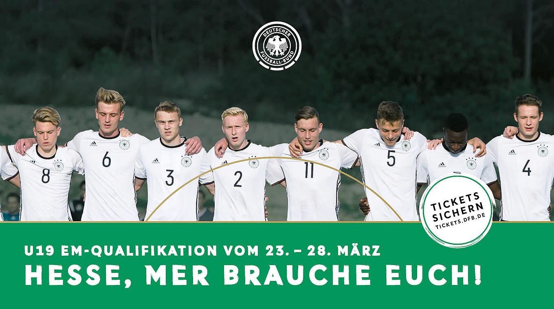u19 deutsche nationalmannschaft