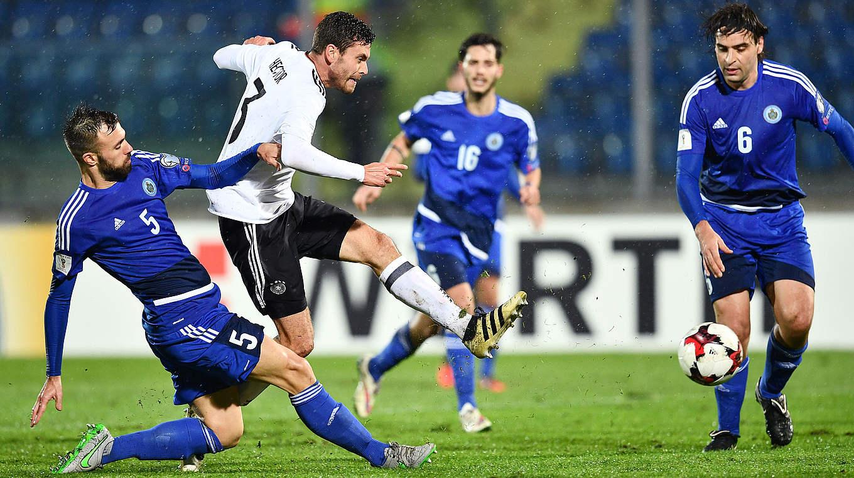 Live Stream Deutschland San Marino