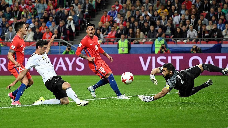 Confederations Cup Halbfinale Deutschland Brasilien Auf Zdf