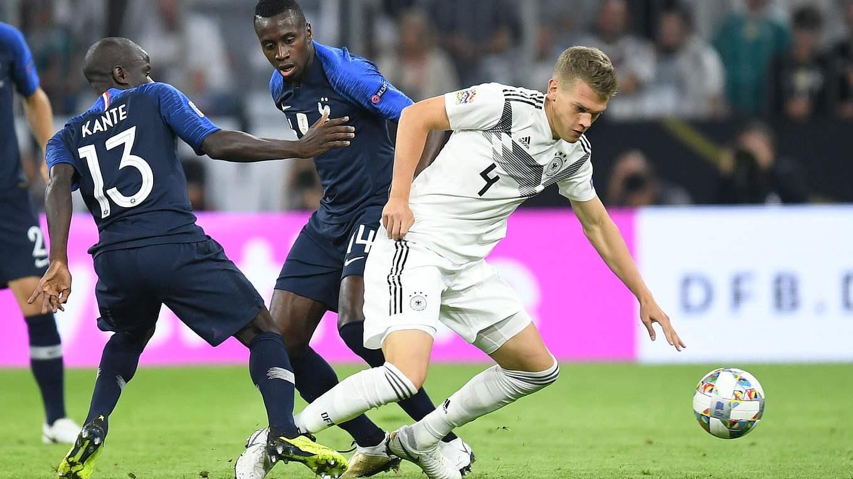 Spieler Von Frankreich