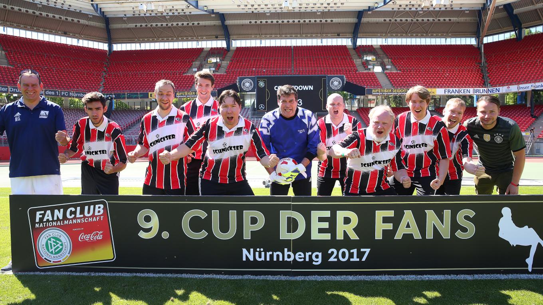 """cup der fans in hamburg die """"schnickser"""" setzen auf"""