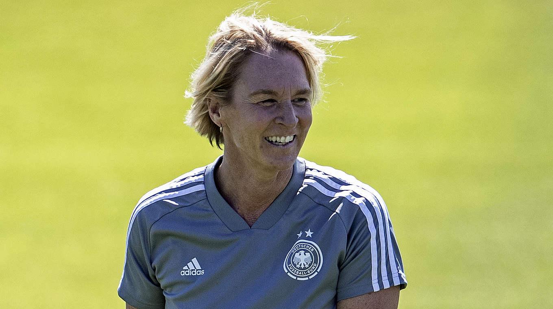 Frauen starten in Kassel in EM-Qualifikation :: DFB