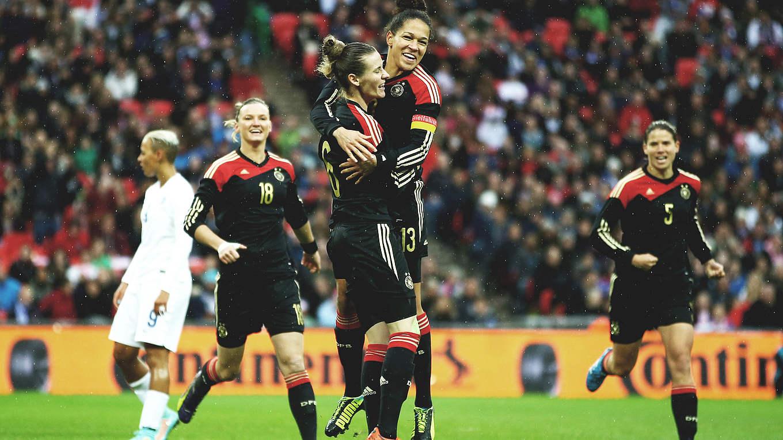 Bilanz Deutschland England